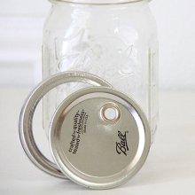 他の写真1: メイソンジャー Ball Mason jar ストロー用タンブラー 100周年記念ブルー
