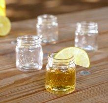 他の写真1: メイソンジャーショットグラス ウイスキーやウォッカに Mason jar  ショットグラス クリア