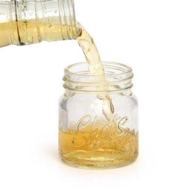 画像3: メイソンジャーショットグラス ウイスキーやウォッカに Mason jar  ショットグラス クリア