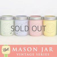 メイソンジャー Ball Mason jar 8oz ペイントビンテージシリーズ×1個