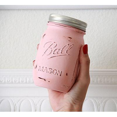 画像: メイソンジャー Ball Mason jar ペイントビンテージシリーズ×1個