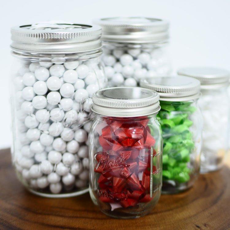 画像: ◆稀少◆メイソンジャー 4oz Ball Mason jar オリジナル ミニジャー